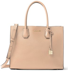 MICHAEL Michael Kors Studio Mercer Large Convertible Tote - OYSTER - STYLE