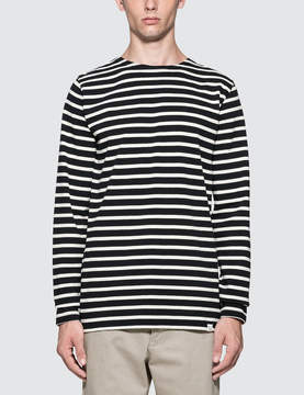 Norse Projects Godtfred Classic Compact L/S T-Shirt