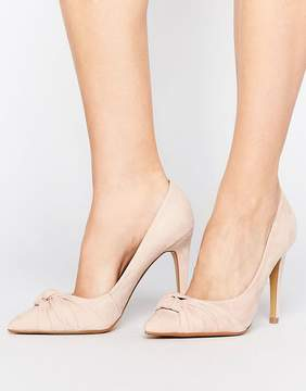 Head Over Heels By Dune Arria Knot Point Pumps