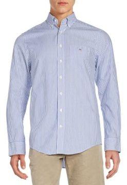 Gant Regular-Fit Striped Cotton Sportshirt
