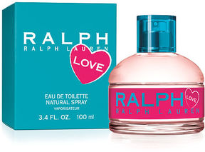 Ralph Lauren Ralph Love Ralph Love 3.4 Oz. Edt Spray