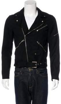 Loewe Belted Biker Jacket