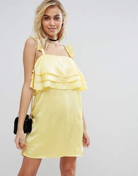 Fashion Union Dress With Frills