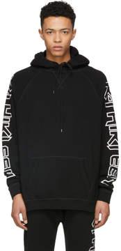 R 13 SSENSE Exclusive Black RThirteen Hoodie