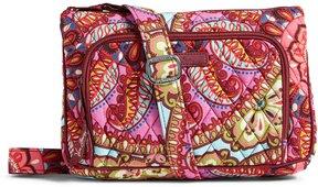 Vera Bradley Little Hipster Cross-Body Bag - RESORT MEDALLION - STYLE