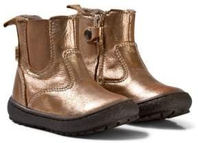 Bisgaard Boots Gold