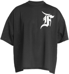 Fear Of God Printed Mesh T-Shirt