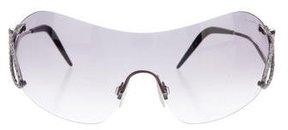 Roberto Cavalli Europa Gradient Sunglasses