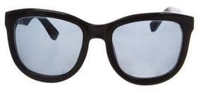 Linda Farrow The Row x Tinted Wayfarer Sunglasses
