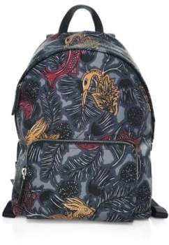 Burberry Abbeydale Printed Backpack