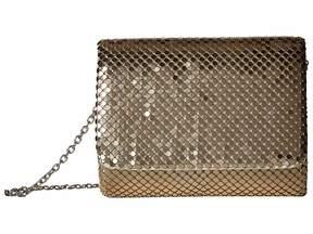 Jessica McClintock Katie Mesh Flap Handbags