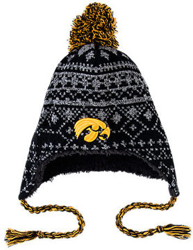 Zephyr Iowa Hawkeyes College Teton Knit Hat