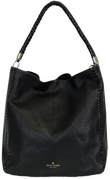 Kate Spade Back Leather Bucket Bag - BLACK - STYLE