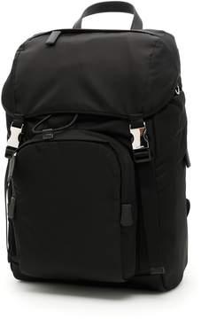 Prada Character Nylon Backpack