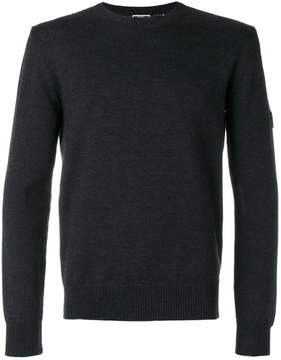 Rossignol ribbed trim jumper