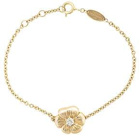 Aurelie Bidermann floral topaz bracelet