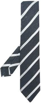 Kiton diagonal striped tie