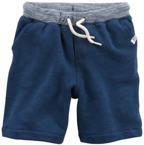 Carter's Toddler Boys Pull-On Drawstring Shorts
