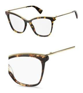 Marc Jacobs Eyeglasses 166 0086 Dark Havana