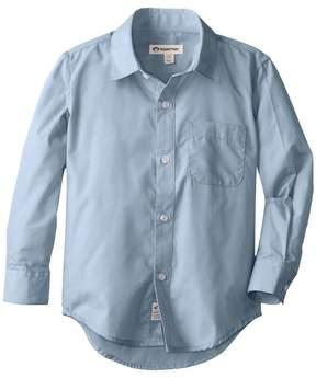 Appaman Kids - The Standard Shirt Boy's Long Sleeve Button Up