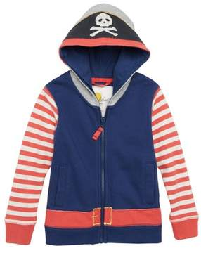Boden Mini Novelty Pirate Hoodie