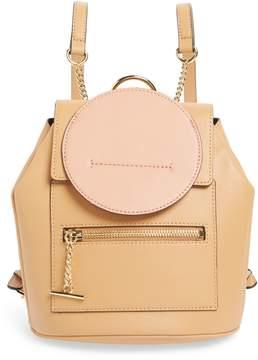 Danielle Nicole Theo Mini Faux Leather Backpack