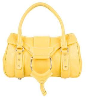 Dolce & Gabbana Vitello Celtic Handle Bag - YELLOW - STYLE