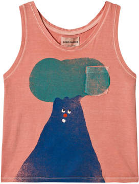 Bobo Choses Lobster Bisque Tree Tank Top