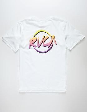 RVCA Layd Back Boys T-Shirt