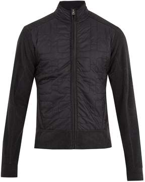 Bogner Gregor high-neck fleece jacket