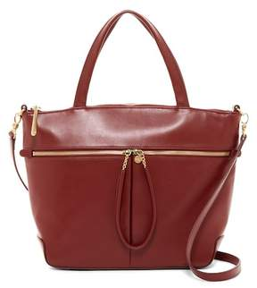 Hobo Perfect Union Tote Leather Satchel