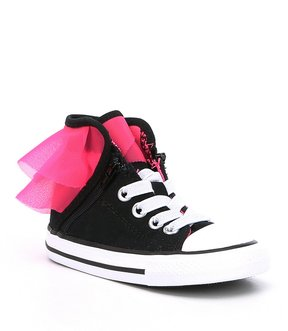 Converse Girls Chuck Taylor All Star Block Party Hi Top Sneakers