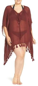 Becca Wanderer Cover-Up Tunic (Plus Size)