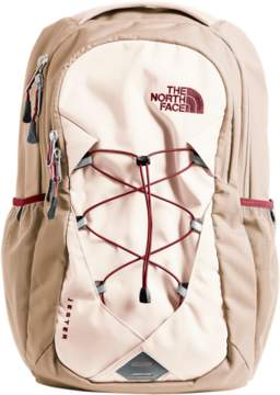 The North Face W Jester Backpack - Peyote Beige/Dune Beige