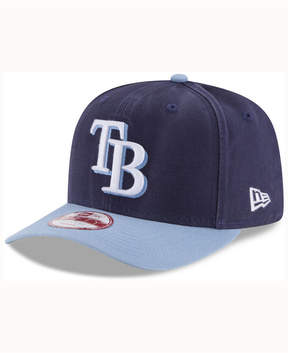 New Era Tampa Bay Rays Vintage Washed 9FIFTY Snapback Cap