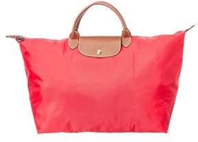 Longchamp Le Pliage Large Nylon Travel Bag. - RED - STYLE