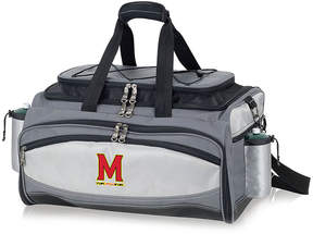 Picnic Time Maryland Terrapins Vulcan Portable Barbecue Tote Set