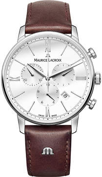 Maurice Lacroix EL1098-SS001-110-1 Eliros stainless steel chronograph watch