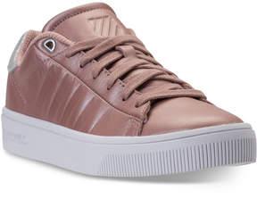 K-Swiss Women's Court Frasco Casual Sneakers from Finish Line