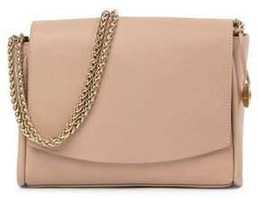 Skagen Sylvi Leather Chain Shoulder Bag