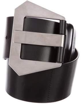 Maison Margiela Wide Leather Belt