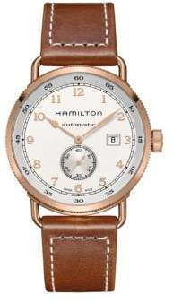 Hamilton Pioneer Automatic Stainless Steel Watch