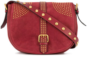 RED Valentino studded saddle bag