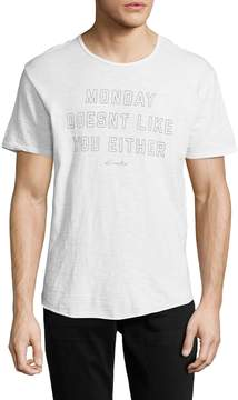 Kinetix Men's Monday Crewneck Tee