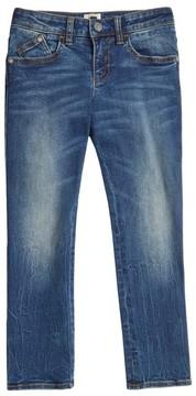 Armani Junior Boy's Slim Straight Leg Jeans