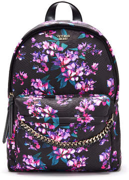 Victoria's Secret Victorias Secret Midnight Blooms City Backpack