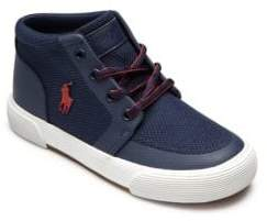 Ralph Lauren Baby's, Toddler's & Kid's High-Top Sneakers