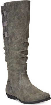 White Mountain Felisa Wide Calf Boots, Created for Macy's Women's Shoes
