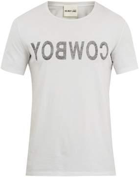 Helmut Lang Reverse Cowboy 2004 T-shirt