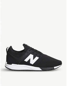 New Balance 247 low-top mesh trainers